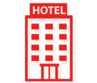 Voipcentrale hotelpakket 30. Van € 349,- voor € 249,- per maand